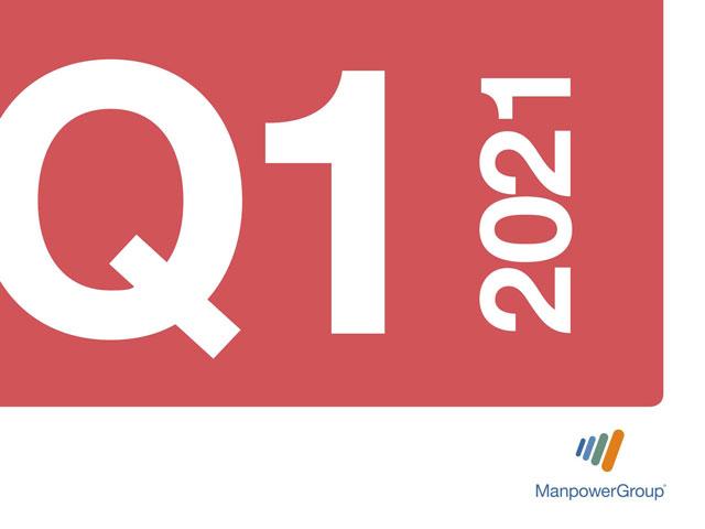 Q121 ManpowerGroup Employment Outlook Survey