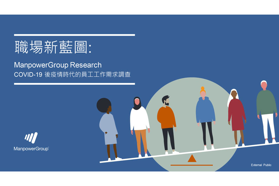 COVID-19疫後: 員工想要什麼 Future For Workers By Workers