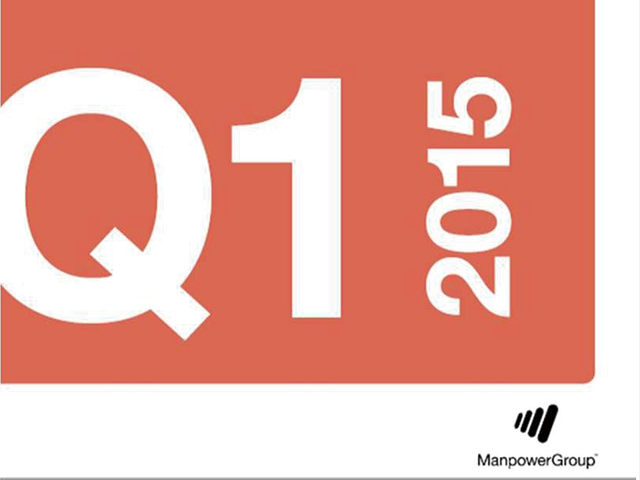 Q115 ManpowerGroup Employment Outlook Survey