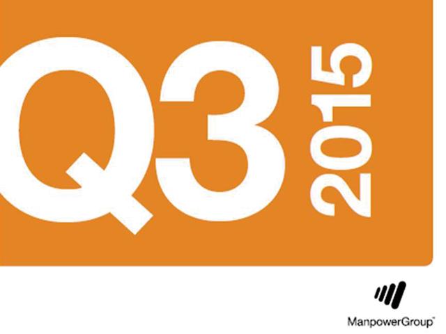 Q315 ManpowerGroup Employment Outlook Survey