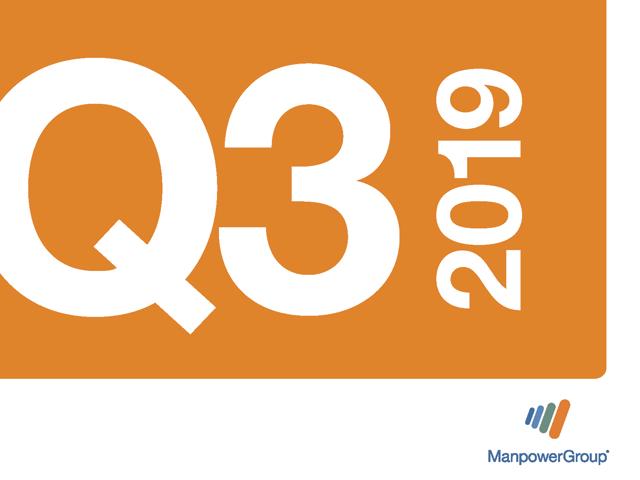 Q319 ManpowerGroup Employment Outlook Survey