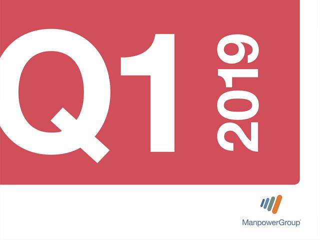 Q119  ManpowerGroup Employment Outlook Survey