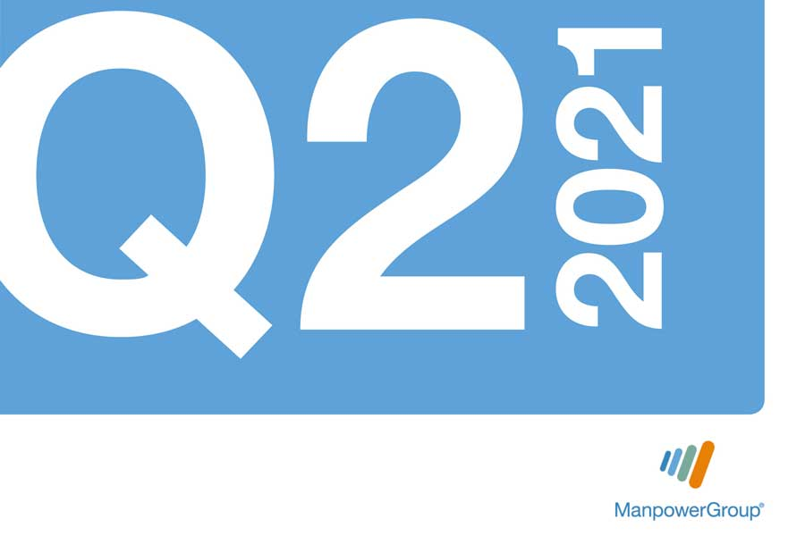 Q221 ManpowerGroup Employment Outlook Survey